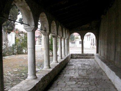 Castelli e fortificazioni realta kala for Disegni del portico laterale